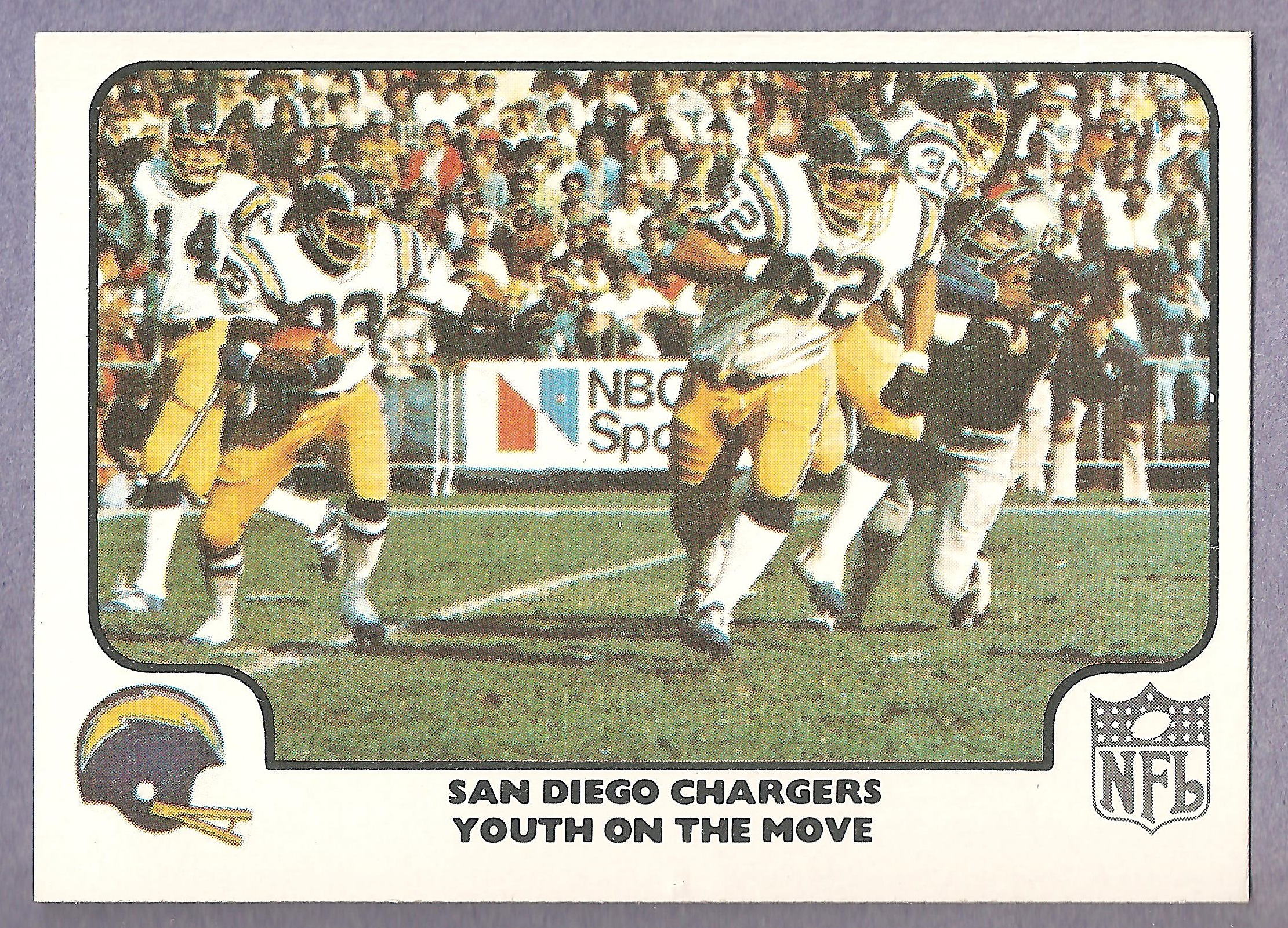 1977 Fleer Team Action Football
